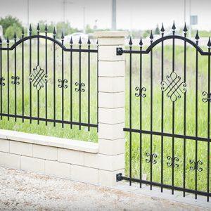 Sorozatgyártott kerítés - www.primorakerites.hu